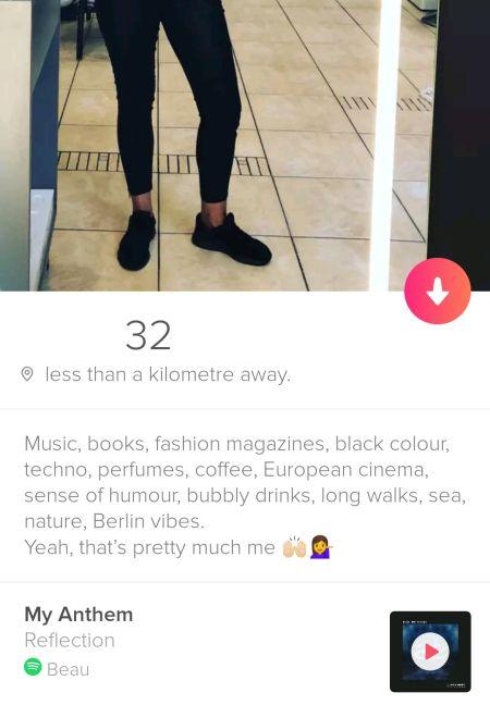 Tinder bios nerdy 45 of