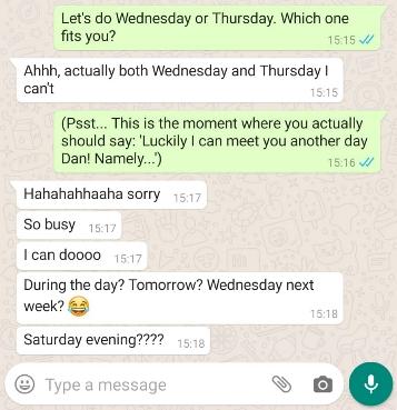 Through guy texts a teasing 7 Teasing