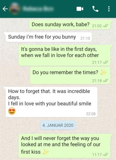 Flirt pe whatsapp Site ul gratuit de dating grave fara inregistrare Belgia